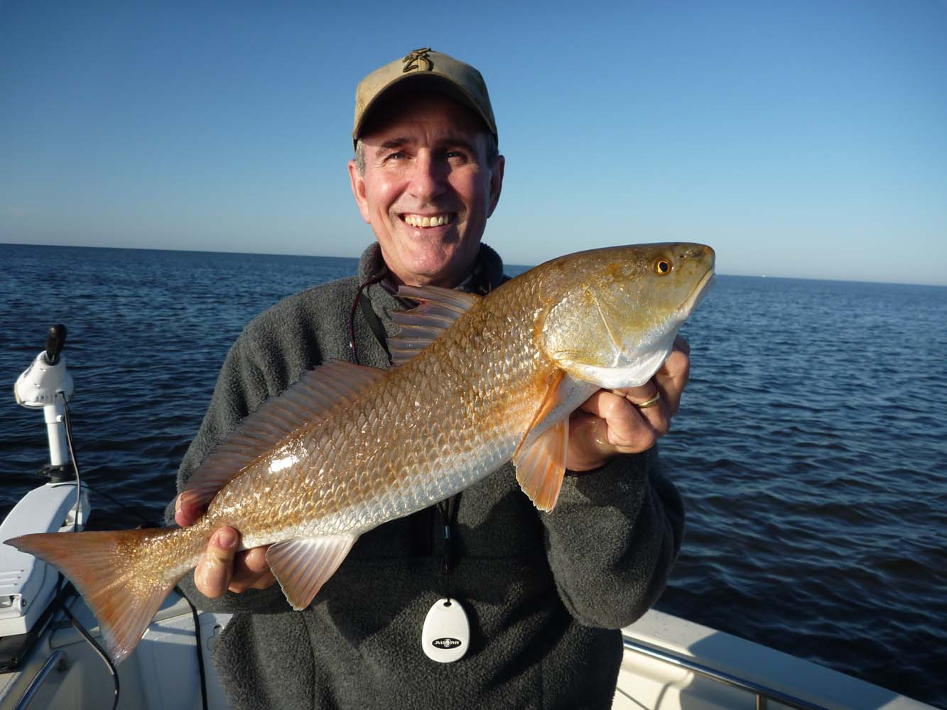 Some nice redfish and the life cycle of the flounder for Trout fishing spots near me