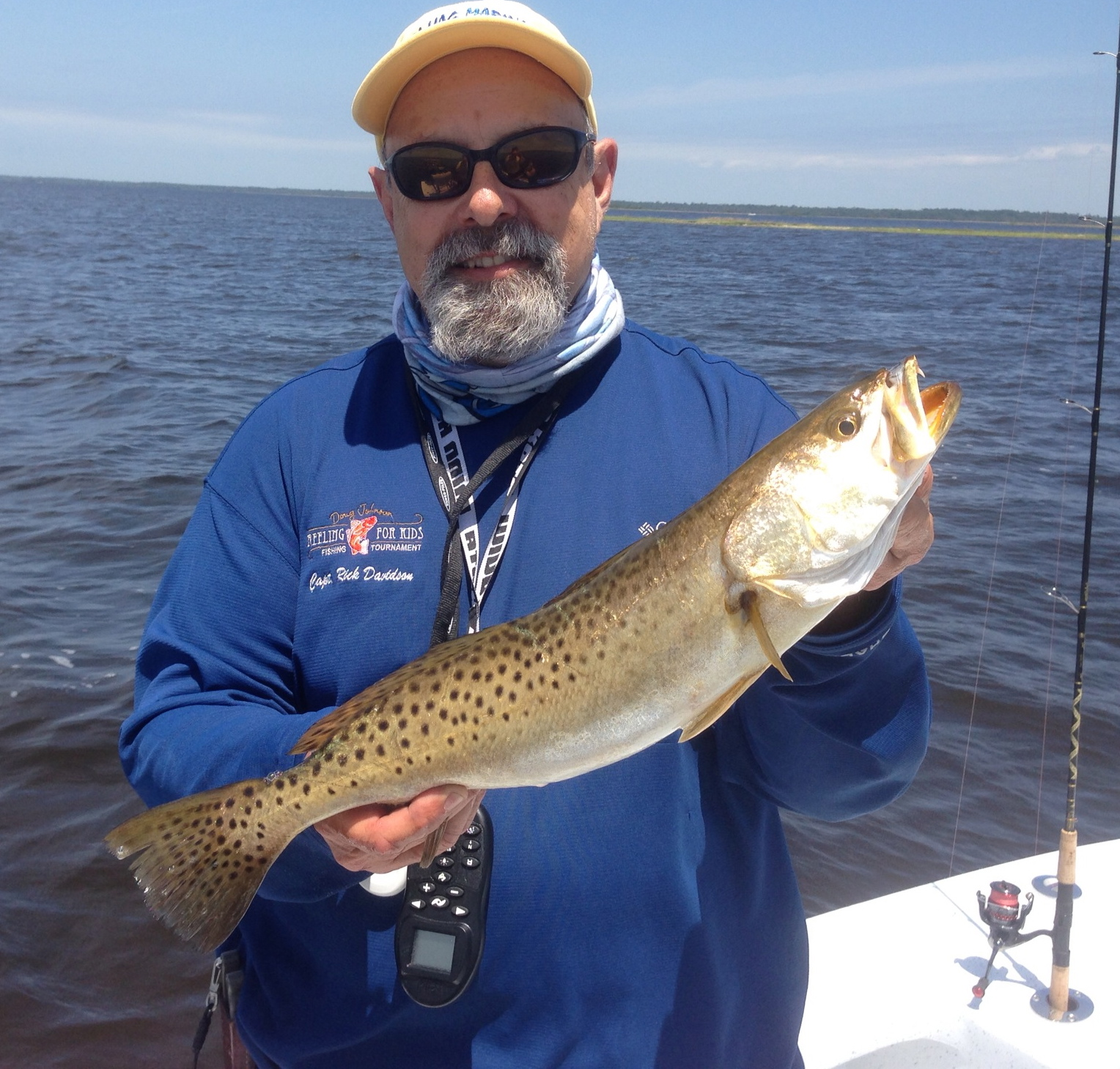 Topwater time bite me fishing for Best trout fishing near me
